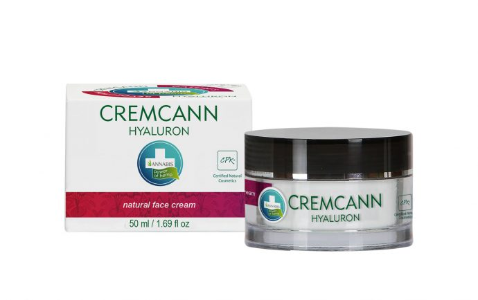 ANNABIS CREMCANN HYALURON NATURAL FACE CREAM – SKIN CARE