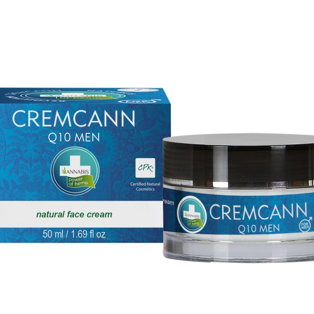 ANNABIS CREMCANN Q10 NATURAL FACE CREAM FOR MEN – SKIN CARE