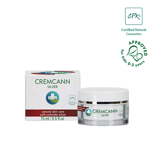 CREMCANN Silver Hemp Cream by ANNABIS
